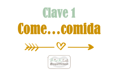 APRENDER A COMER SALUDABLE – 5 CLAVES (1)