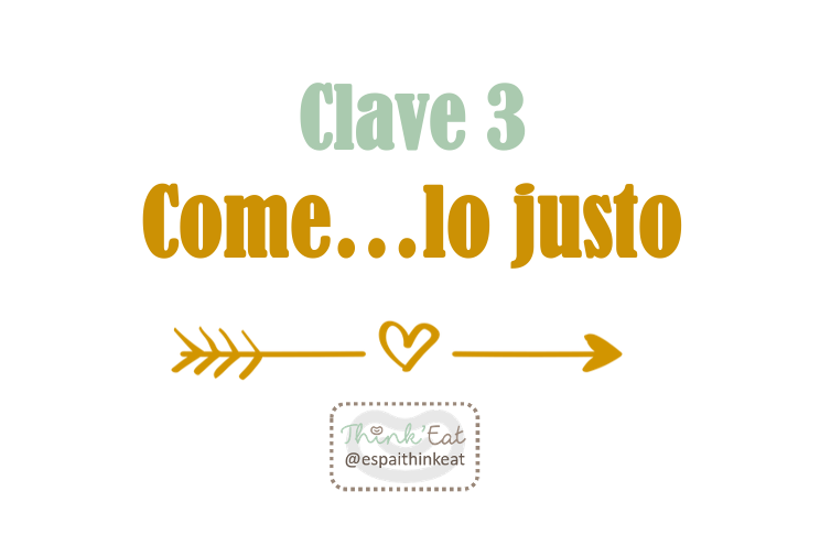 APRENDER A COMER SALUDABLE – 5 CLAVES (3)