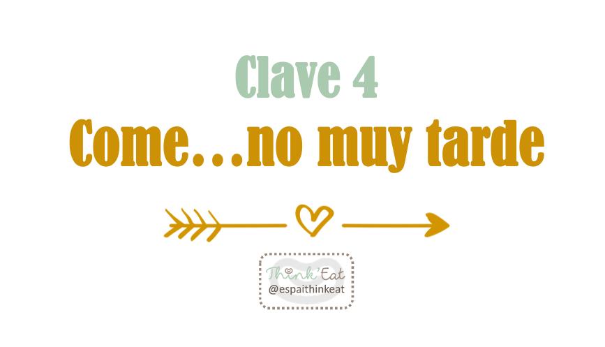 APRENDER A COMER SALUDABLE – 5 CLAVES (4)